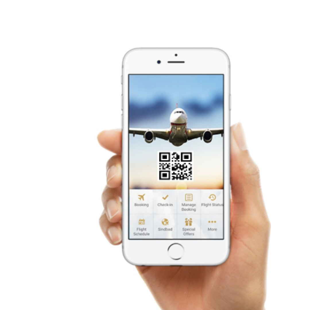 Travel paperless and use your phone instead of printing tickets for flights, trains or buses