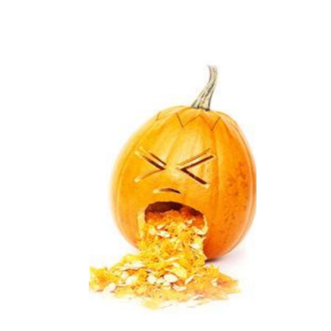 Para Halloween, saca el máximo provecho de tus calabazas