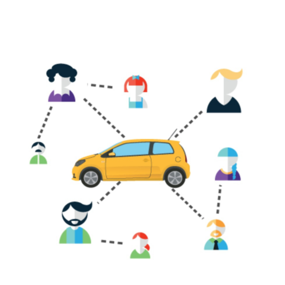 Join a car sharing club