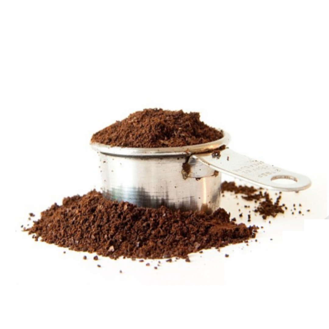 Use your coffee grounds as a natural cleaning scrub