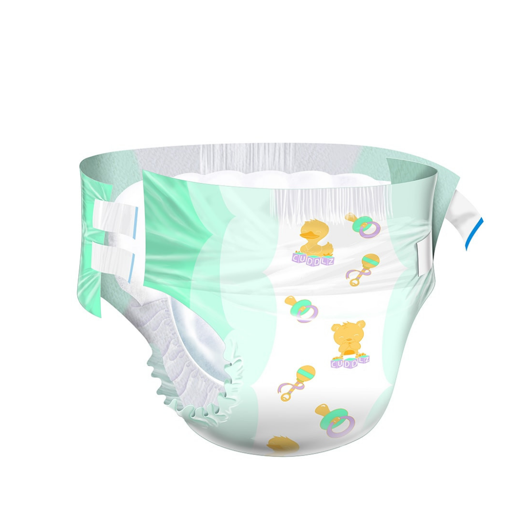 Dangerous chemicals have been found in nappies by the French Health Agency