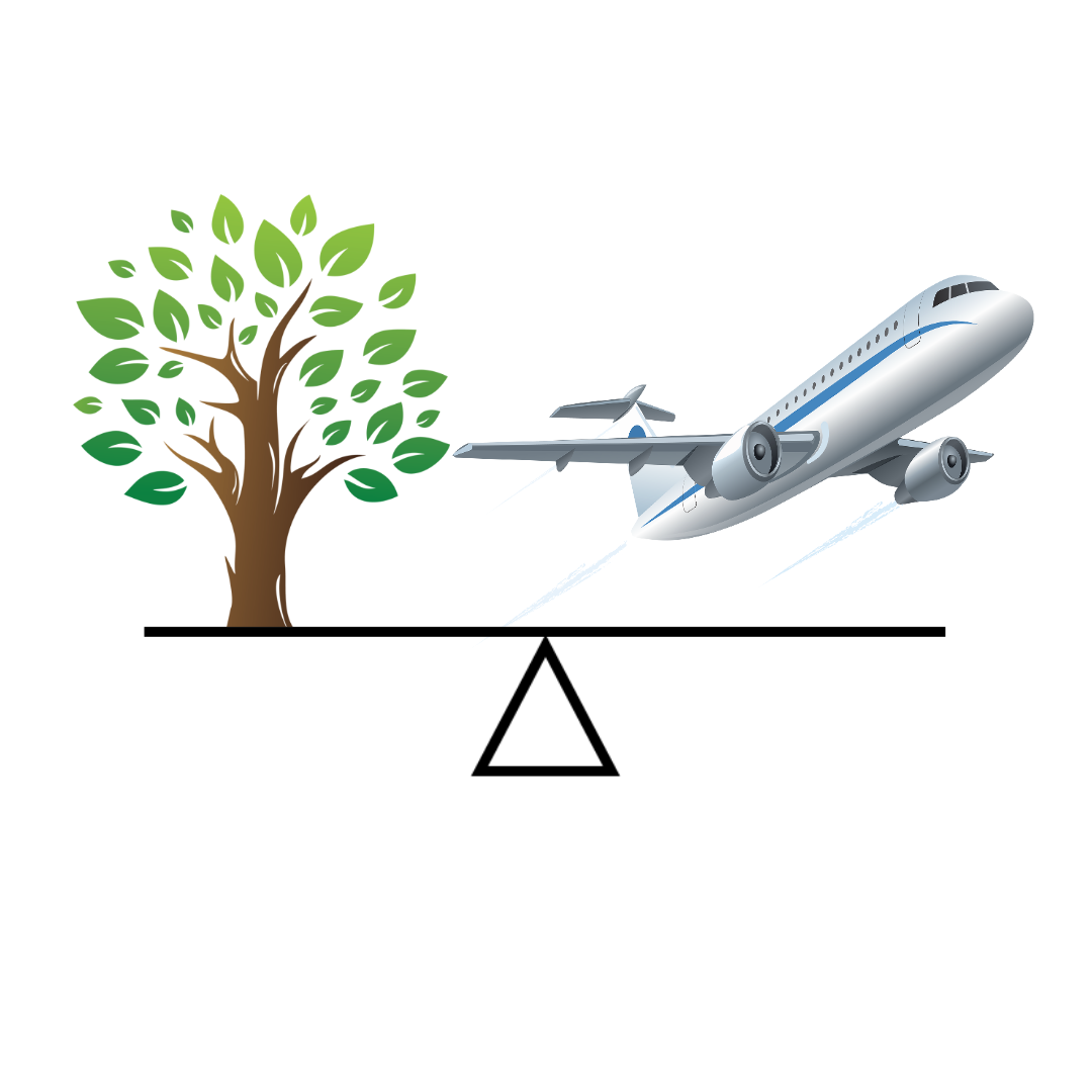 Offset your carbon footprint when booking your flight