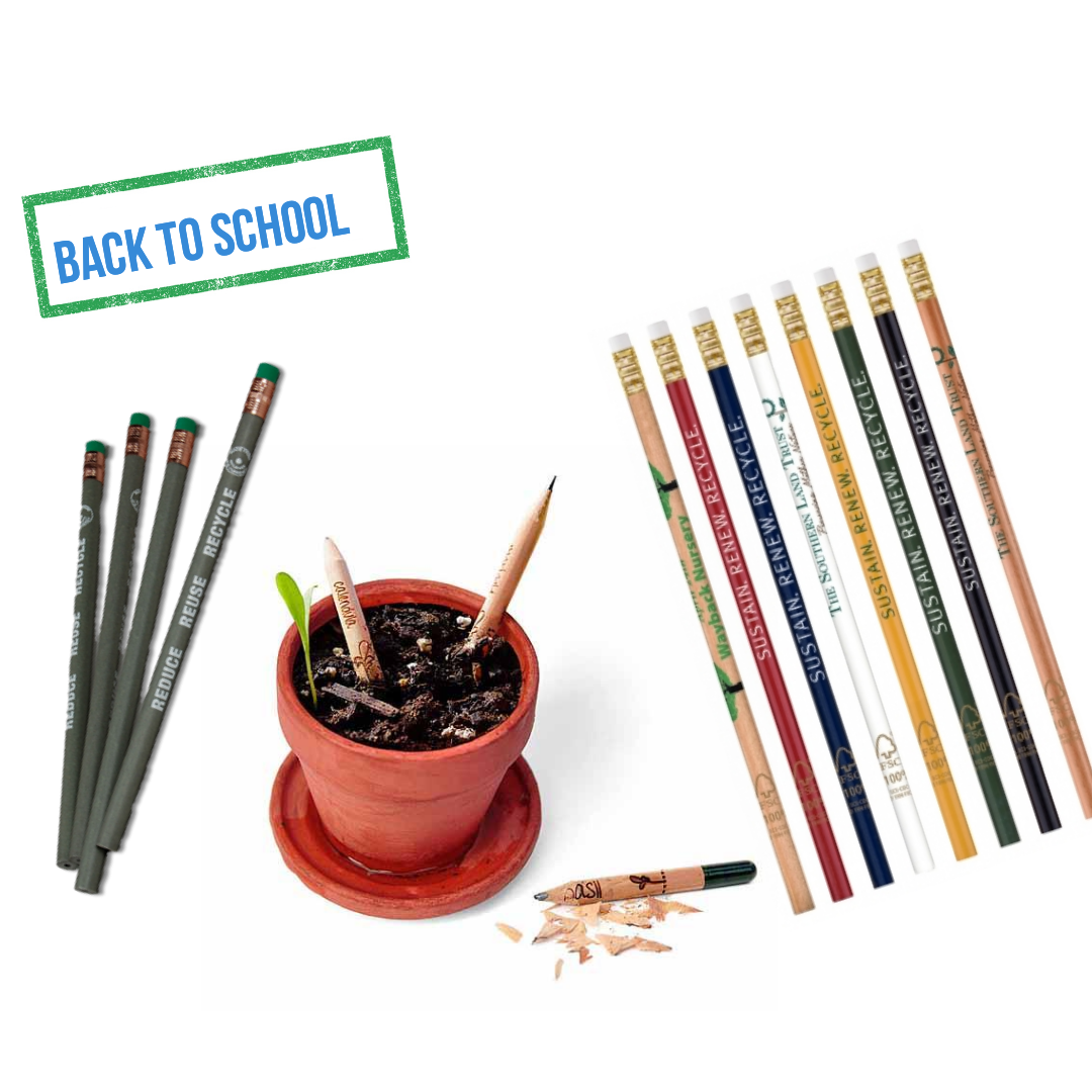 Choose sustainable pencils