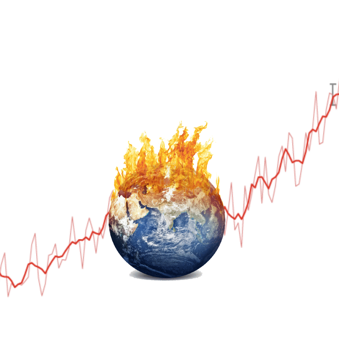 Climate change is accelerating