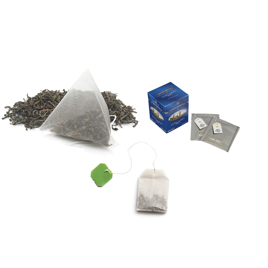 Some teabags release microplastics in your drink