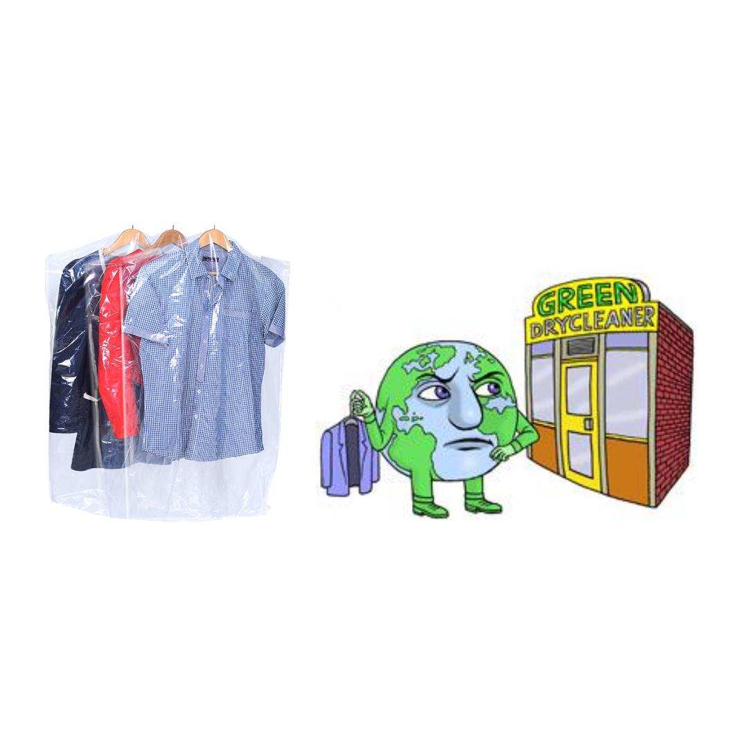 Switch to Green Dry Cleaners