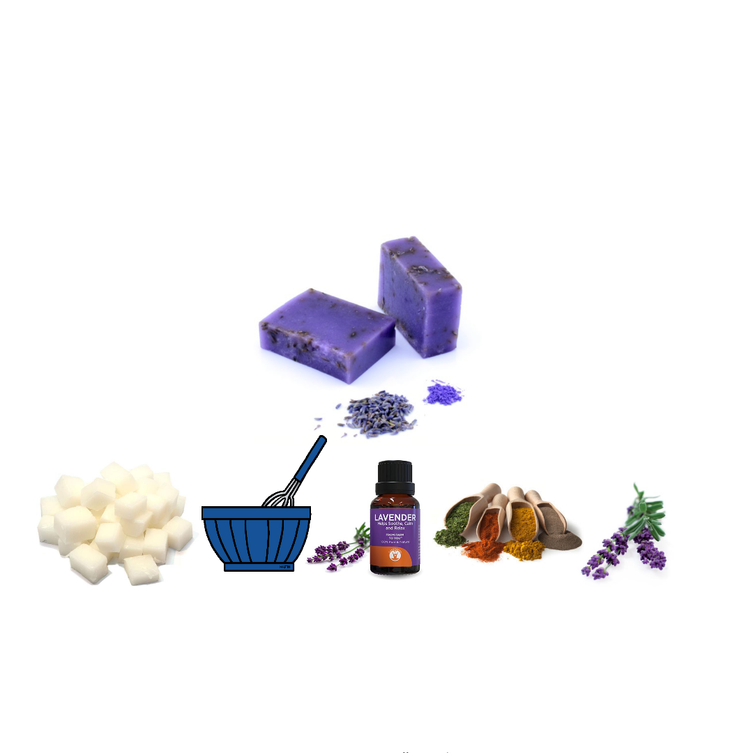 Make you own soap