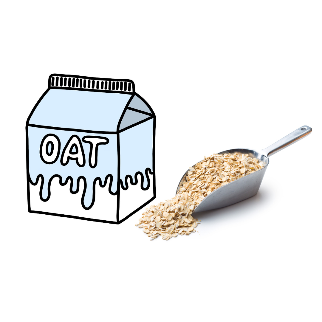Oat milk is the most sustainable alternative