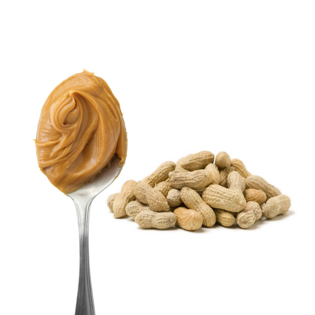 Peanut butter is a great plant-based source of protein