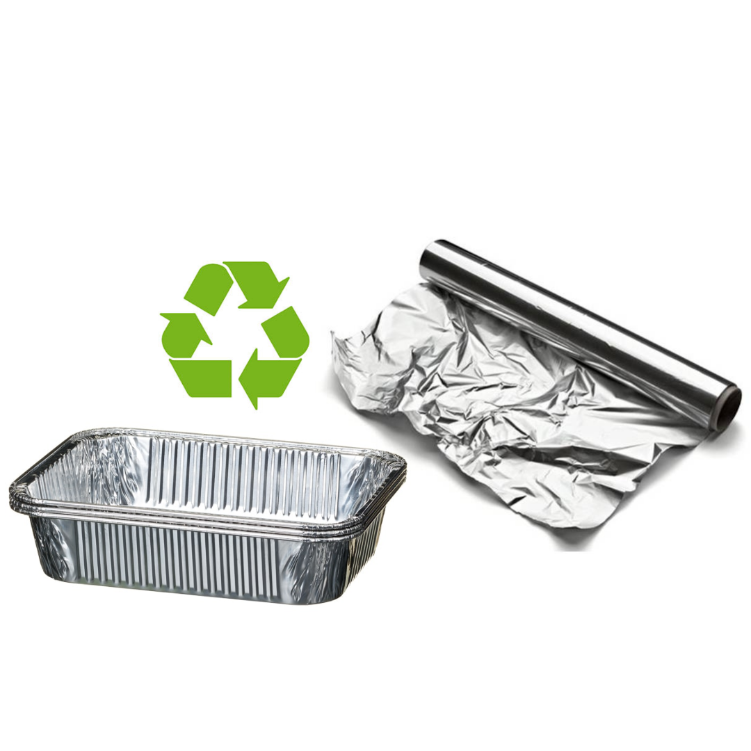 How to recycle foil