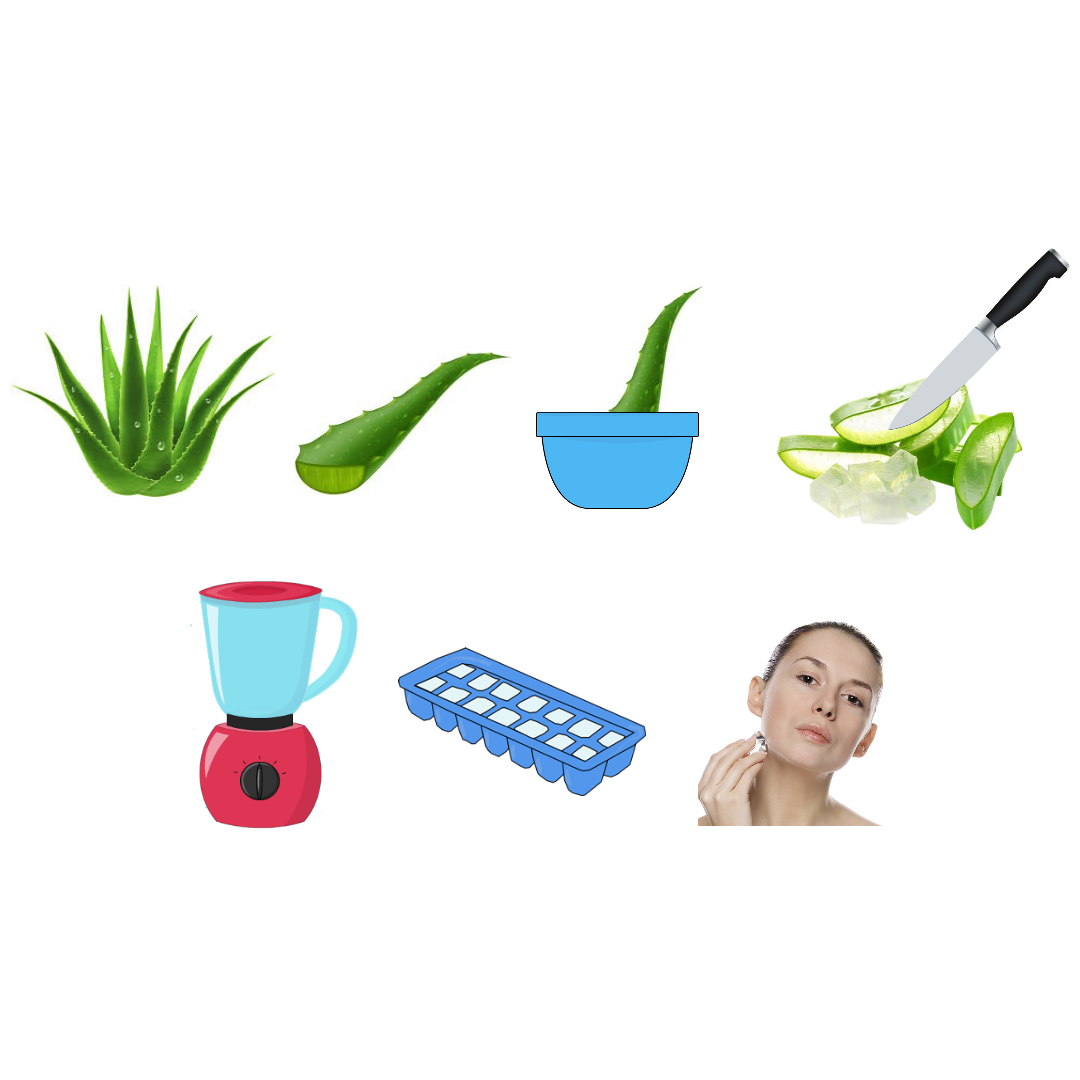 Make your own Aloe Vera moisturizer