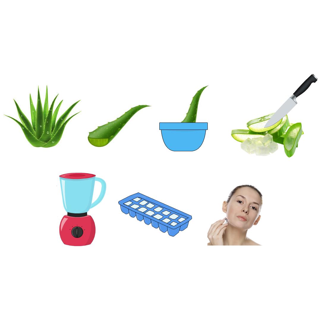 Haz tu propria crema hidratante de Aloe Vera