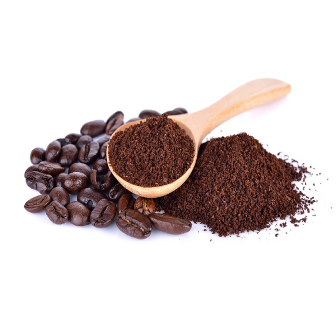 Use coffee grounds as a natural freshener