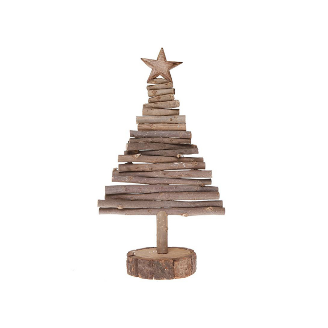 Save a Christmas tree with a little creativity