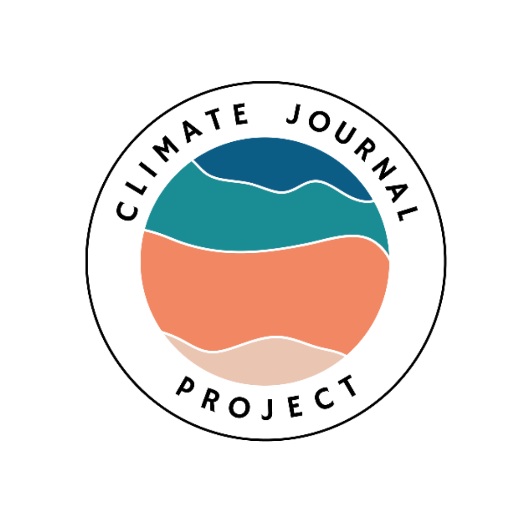 Can journaling be your answer – By Gabi Paganini, The Climate Journal Project
