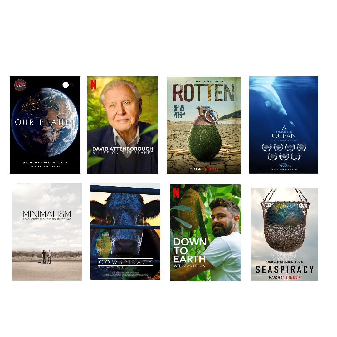 TOP 8 environmental shows on Netflix